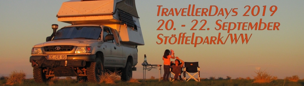 TravellerDays 2019