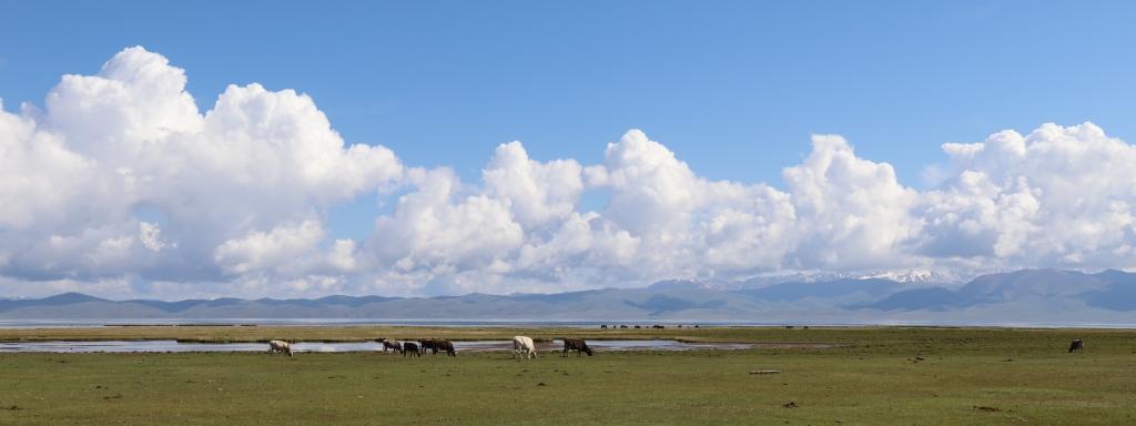 Kirgistan – Raue landschaftliche Schönheit entlang der alten Seidenstraße