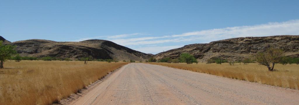 Südliches Afrika 2008 - ein Reisebericht